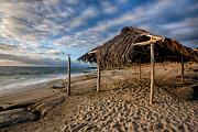 High Dynamic Range Photos - Surf Shack II by Peter Tellone