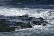 Randall Nyhof - Surf Waves at La Jolla California No. 1141