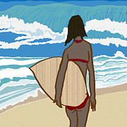 Kate Farrant - Surfer Girl 2