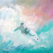 Mary Kay Holladay - Surfin