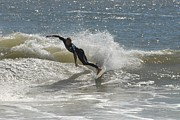 Athlete Prints Photos - Surfing 426 by Joyce StJames