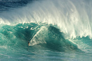 Laird Hamilton Photos - Surfing Jaws 2 by Bob Christopher