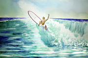 John D Mabry - Surfing Off the Lip