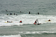Sennen Photos - Surfing the Cornish Way by Terri  Waters