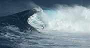 Laird Hamilton Photos - Surfing With Giants by Bob Christopher