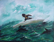 Donna Chaasadah - Surfs Up