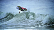 Surfing Photos Originals - Surt Art 8 by Heng Tan