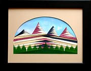 Artisan Made Framed Prints - Sushi Framed Print by Ron Davidson