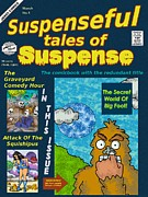 James Griffin - Suspenseful Tales Of...