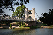 Kathy Williams-Walkup - Suspension Bridge-Waco...