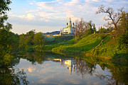 Religious Art Photos - Suzdal by Elena Nosyreva