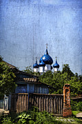 City Streets Photos - Suzdal Kremlin by Elena Nosyreva