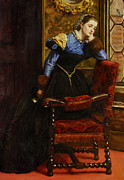 Swallow Paintings - Swallow Swallow by John Everett Millais