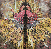 Swallowtail Art - Swallowtail butterfly  by Anastasija Kraineva