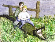 June Holwell - Swamp Boys