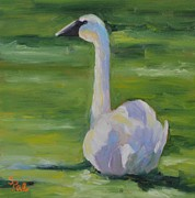 Suzy Pal Powell - Swan 2