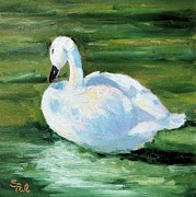 Suzy Pal Powell - Swan