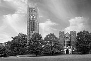 Small Town Prints - Swarthmore College Clothier Hall Print by University Icons
