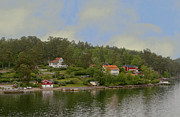 Roy McPeak - Swedish Fjords