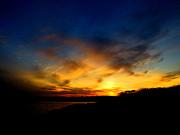 Stephen Melcher - Sweeping Sunset