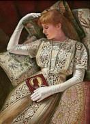 Sweet Dreams Print by Sue Halstenberg