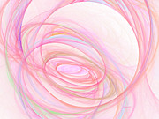 Sold Art - Sweet pink  by Tatjana Popovska