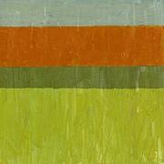 Michelle Calkins - Sweet Potato and Pea Green