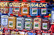 Sweetie Framed Prints - Sweet Shop Window Framed Print by Craig Brown