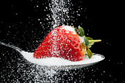 Simon Bratt Photography - Sweet strawberry with...