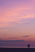 Sunset Sky Photos - Sweet Sunset by Angela Doelling AD DESIGN Photo and PhotoArt
