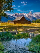 Rob Wilson - Sweet Teton Morning