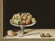 Still Life Paintings - Sweetmeats by Jenny Barron
