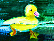 Jo Ann - Swimming duck