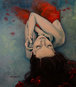 Dorina  Costras - Swinging in Red