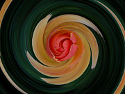 Gary Rieks - Swirling Rose