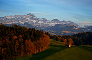 Susanne Van Hulst - Swiss Alpine Scene