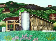 Irving Starr - Swiss Granary