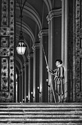 Vatican Photos - Swiss Guard by Erik Brede