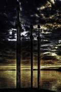 Memory Photos - Swords in Rock by Erik Brede