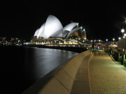 The White House Framed Prints - Sydney Opera House Framed Print by Florian Strohmaier