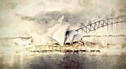 Shanina Conway - Sydney Opera House