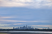Sydney Art - Sydney Skyline by Zaw  Wai