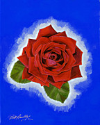 Bill Dunkley - Symbolic Rose