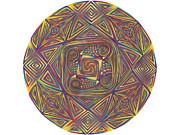 Symmetry Four Print by diNo