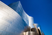 Gehry Framed Prints - Symphony #10 Framed Print by Daniel Chen