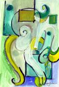 Gifts Originals - Symphony in Green by Stephen Lucas