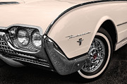Tag Digital Art - T-Bird Fender by Jerry Fornarotto
