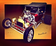 Chas Sinklier - T Bucket Roadster
