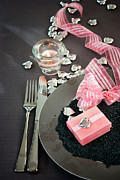 Mythja Posters - Table Settings Poster by Mythja  Photography