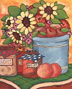 Arkansas Paintings - Tabletop Sweetness by Marla Hoover